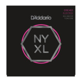 D'Addario / NYXL Series Electric Guitar Strings NYXL0940BT Balanced Tension Super Light 9-40 エレキギター弦 商品画像