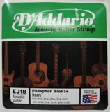 D'Addario / Phosphor Bronze EJ18 Heavy 14-59 【お取寄せ商品】 商品画像