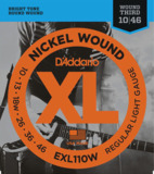 D'Addario / EXL115W Jazz Rock・Wound 3rd 11-49 エレキギター弦 商品画像
