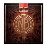 D'Addario / Nickel Bronze NB1356 Medium 13-56 アコギ弦 【お取寄せ商品】 商品画像