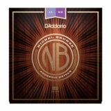 D'Addario / Nickel Bronze NB1152 Custom Light 11-52 アコギ弦【お取り寄せ商品】 商品画像
