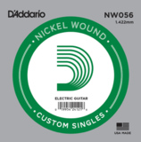 D'Addario / Acoustic or Electric Nickel Wound NW056 .056 バラ弦 ダダリオ 【お取寄せ商品】 商品画像