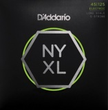 D'Addario / NYXL45125 NYXL Series 5-String Bass Strings 45-125 Long Scale 5弦ベース用  商品画像