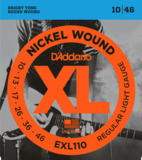 D'Addario / EXL110 Regular Light 10-46 エレキギター弦 商品画像
