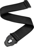 Planet Waves / Planet Lock Strap Polypropylene PWSPL200 Lock Black【SALE2020】 商品画像
