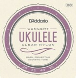 D'Addario / EJ65C Pro-Arte Custom Extruded Nylon ダダリオ コンサート ウクレレ弦 【お取寄せ商品】 商品画像