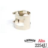 D.BONADE / アルトラバーサイズ 2254U ニッケルプレート ダニエルボナード 商品画像