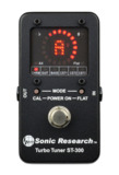 SONIC RESEARCH / ST-300 Turbo Tuner ソニックリサーチ チューナー 【お取り寄せ商品】 商品画像