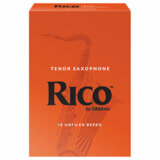 DAddario Woodwinds / RICO テナーサックス用リード オレンジ箱 10枚入 リコ ダダリオ 3 [LRIC10TS3]【お取り寄せ商品】 商品画像