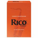 DAddario Woodwinds / RICO テナーサックス用リード オレンジ箱 10枚入 リコ ダダリオ 3 1/2 [LRIC10TS3.5]【お取り寄せ商品】 商品画像