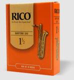 DAddario Woodwinds / RICO バリトンサックス用リード オレンジ箱 10枚入 リコ ダダリオ 2 1/2 [LRIC10BS2.5]【お取り寄せ商品】 商品画像