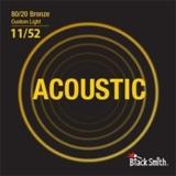 BLACK SMITH / 80/20 Bronze BR-1152 Custom Light 011-052 アコギ弦 商品画像