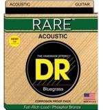 DR / RARE RPM-12 HEXAGONAL CORE PHOSPHOR BRONZE WOUND Acoustic Strings 12-54 MEDIUM  商品画像