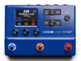 LINE6 / HX STOMP Lightning Blue 限定カラー コンパクト ギタープロセッサー エフェクター 《即納可能》 商品画像