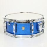Ludwig / LS908 32 JAZZ FEST Snare Drum 14x5.5 Blue Sparkle ラディック スネアドラム《国内正規品・純正ソフトケース付き》 商品画像