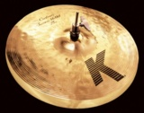 Zildjian / K.Custom Session Hi-hats 14インチ (36cm) (Top+Bottom2枚1組)【お取り寄せ商品】 商品画像