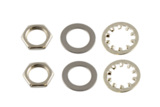 Allparts / 4002 Nuts and Washers for USA Pots and Jacks インチナットセットNI オールパーツ 商品画像