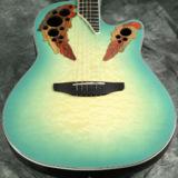Ovation / Celebrity Elite Exotic CE44X-9B Mid Depth Mint Green オベーション セレブリティ アコースティックギター エレアコ CE-44X 商品画像