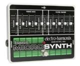 electro-harmonix / Bass MicroSynth XO ベース シンセサイザー【正規輸入品】 商品画像