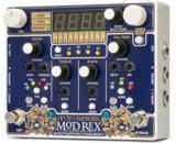 electro-Harmonix / MOD REX Polyrhythmic modulator エレクトロハーモニックス モジュレーター  商品画像