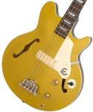 Epiphone / Jack Casady Bass Metallic Gold エピフォン 商品画像