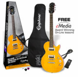 Epiphone / Slash AFD Les Paul Special-II Guitar Outfit Appetite Amber 《純正アクセサリーセット進呈 /+811162400》  商品画像