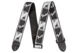 Fender / Monogram Strap Black/Light Grey/Dark Grey  商品画像