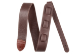 Fender / Custom HQ Leather Straps Brown ギターストラップ【お取り寄せ商品】 商品画像