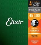 Elixir / NANOWEB #14052 Light 45-100 Long Scale ベース弦 商品画像