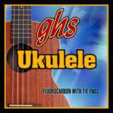 ghs / H-20 Fluorocarbon Hawaiian Ukulele Strings ウクレレ弦 【お取寄せ商品】 商品画像