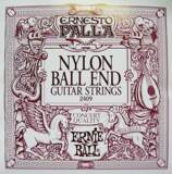 ERNiE BALL / Ernesto Palla Nylon Classical #2409 Black Nylon Ball End 28-42 【お取寄せ商品】 商品画像