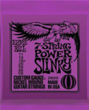 ERNiE BALL / #2620 POWER SLiNKY 11-58 7-Strings エレキギター弦 商品画像