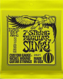 ERNiE BALL / #2621 REGULAR SLiNKY 10-56 7-Strings エレキギター弦 商品画像