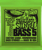 ERNiE BALL / #2836 REGULAR SLiNKY BASS5 45-130 5-Strings Long Scale ベース弦 商品画像