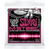 ERNiE BALL / 2923 M-Steel Super Slinky アーニーボール 09-42 エレキギター弦 商品画像