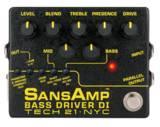 TECH21 / SANS AMP BASS DRIVER DI V2 [ベースプリアンプ/オーバードライブ] サンズアンプ《納期未定》 商品画像