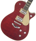 Gretsch / G6228FM Players Edition Jet BT with V-Stoptail Crimson Stain グレッチ【お取り寄せ商品】 商品画像