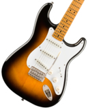 Squier by Fender / Classic Vibe 50s Stratocaster Maple Fingerboard 2-Color Sunburst スクワイヤー 商品画像