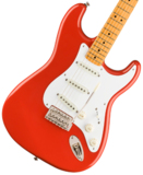 Squier by Fender / Classic Vibe 50s Stratocaster Maple Fingerboard Fiesta Red スクワイヤー 商品画像