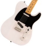 Squier by Fender / Classic Vibe 50s Telecaster Maple Fingerboard White Blonde スクワイヤー 商品画像