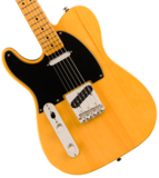Squier by Fender / Classic Vibe 50s Telecaster Left-Handed Maple Fingerboard Butterscotch Blonde スクワイヤー 商品画像
