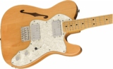 Squier / Classic Vibe 70s Telecaster Thinline Maple Fingerboard Natural スクワイヤー 商品画像