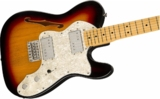 Squier / Classic Vibe 70s Telecaster Thinline Maple Fingerboard 3-Color Sunburst スクワイヤー 商品画像