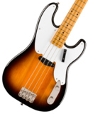 Squier by Fender / Classic Vibe 50s Precision Bass Maple Fingerboard 2-Color Sunburst スクワイヤー 商品画像