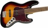 Squier / Classic Vibe 60s Jazz Bass Fretless Laurel Fingerboard 3-Color Sunburst スクワイヤー エレキベース  商品画像