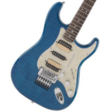 Fender / Michiya Haruhata Stratocaster Caribbean Blue Trans 春畑道哉モデル 商品画像