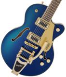 Gretsch / G5655TG Electromatic Center Block Jr. Single-Cut with Bigsby Azure Metallic グレッチ 商品画像