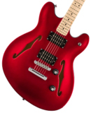 Squier by Fender / Affinity Series Starcaster Maple Fingerboard Candy Apple Red スクワイヤー 商品画像
