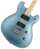 Squier by Fender / Contemporary Active Starcaster Maple Fingerboard Ice Blue Metallic スクワイヤー 商品画像