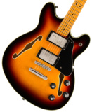 Squier by Fender / Classic Vibe Starcaster Maple Fingerboard 3-Color Sunburst スクワイヤー 商品画像